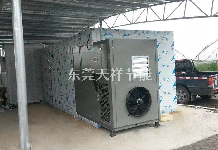 空气能烘干热泵
